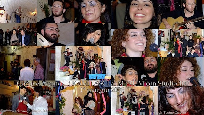 Come eravamo... i Kamhasci al Merum con Studio 100 di Emilio Carbone - 1 maggio 2006