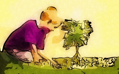 nen i arbre (Esperanza Casal)