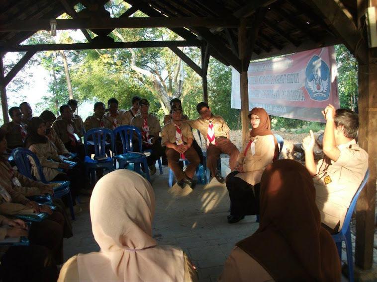 Kursus Pembina Mahir Dasar (KMD) Kwarcab Majalengka 2012