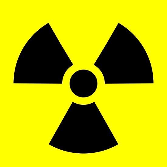 Radioaktywna koniczynka