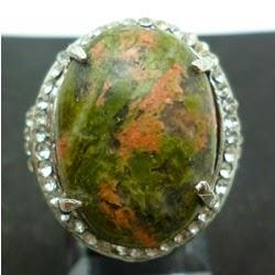 Batu Akik Badar Lumut