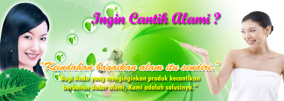jual produk kecantikan herbal, cream wajah herbal, beauty care