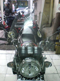 motor winshield is trend modif