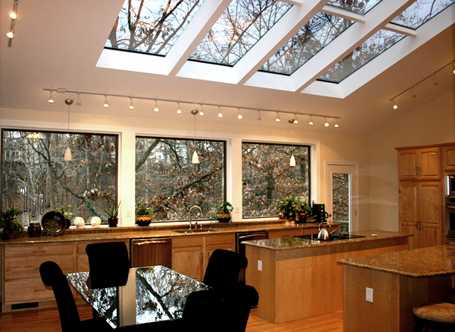 Scavenge Bliss Skylights For Lower Energy Use