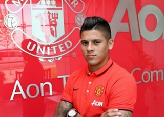 Model Gaya Rambut Marcos Rojo Cool