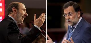 Rubalcaba-Rajoy