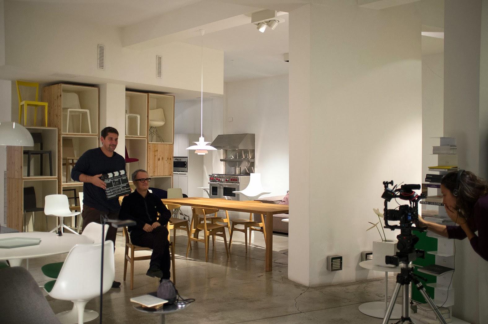 46020studio fotograf as ivo rovira y ana ponce d cima entrevista del documental manifiesto - Estudios de interiorismo en barcelona ...