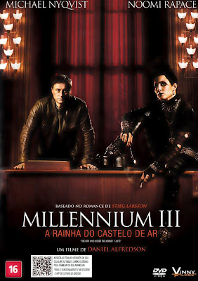 Millennium 3: A Rainha do Castelo de Ar - BDRip Dual Áudio