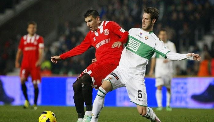 Sevilla vs Elche en vivo