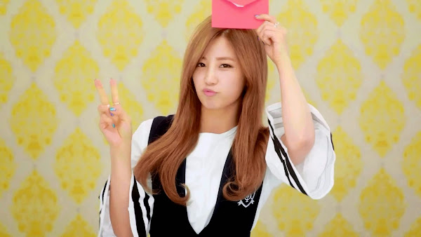 Apink Mr Chu Japanese Chorong