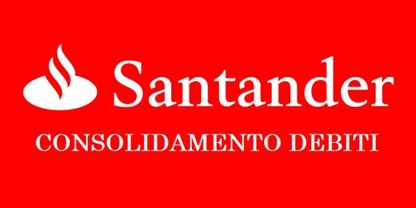 Consolidamento-debiti-Santander
