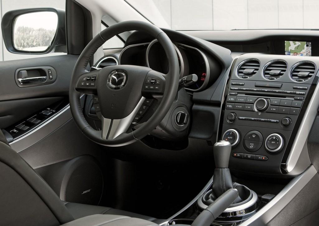 2013 Mazda CX7