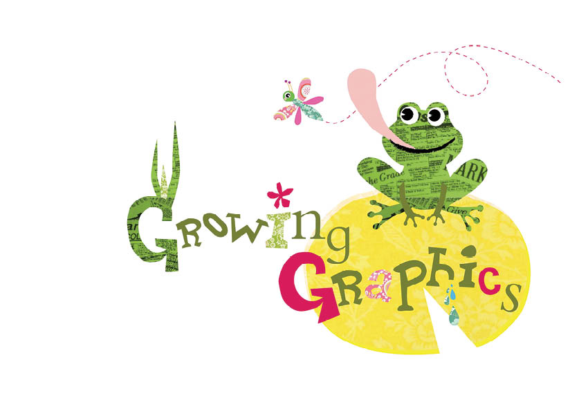 Growing Graphics by Laura Stoner