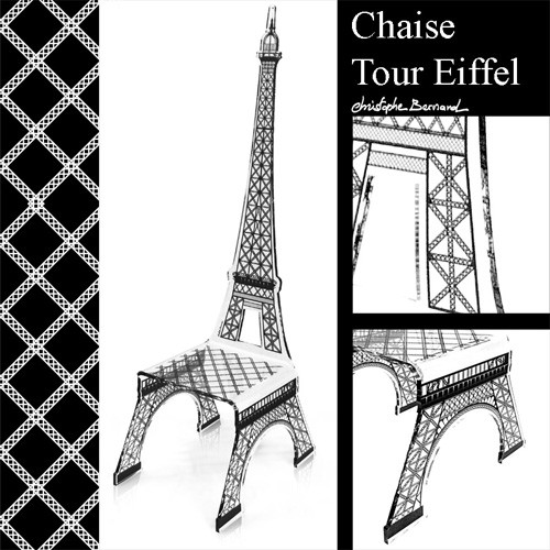 arts appliques cultures artistiques repre sentation de la tour eiffel dans l 39 art iconographie 2. Black Bedroom Furniture Sets. Home Design Ideas
