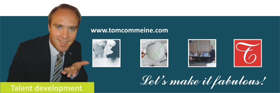 Talent development | Tom Commeine