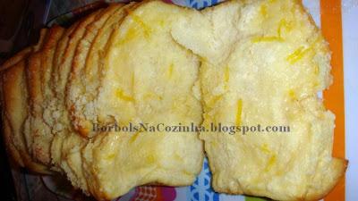 Pão Doce de Limão Arrebatador