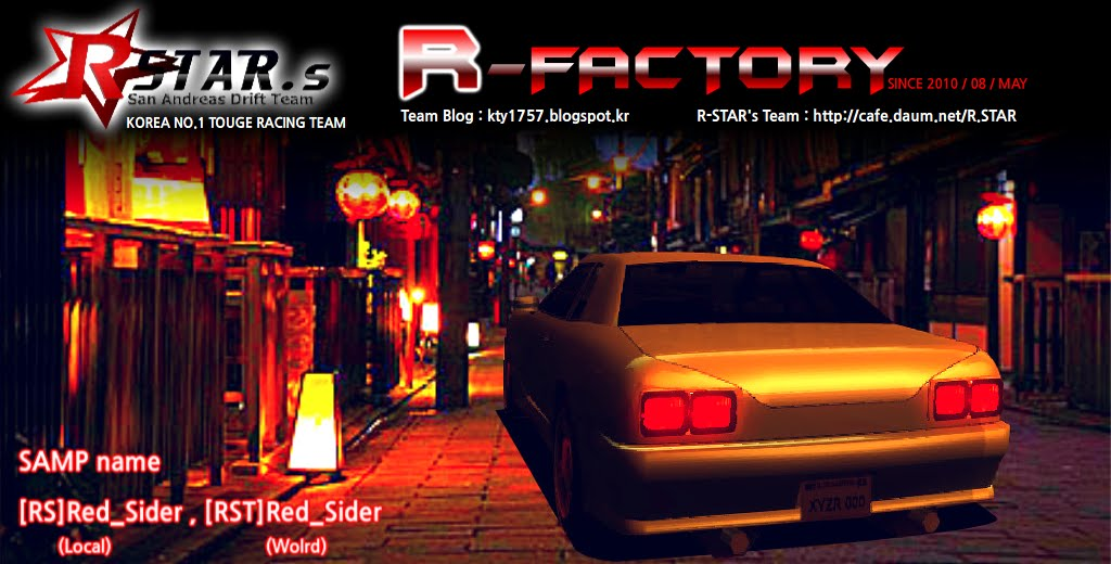 Red_Sider GTA Mods