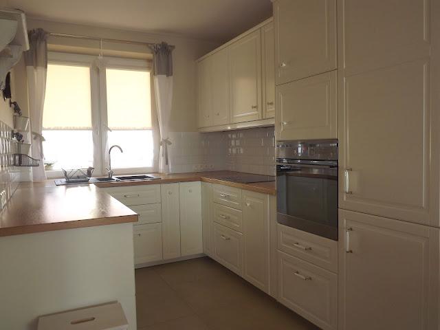 Homemaking is hot! Kuchnia z IKEA na wymiar -> Kuchnia Kremowa Ikea