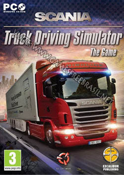 PC - Scania Truck Driving Simulator Extended