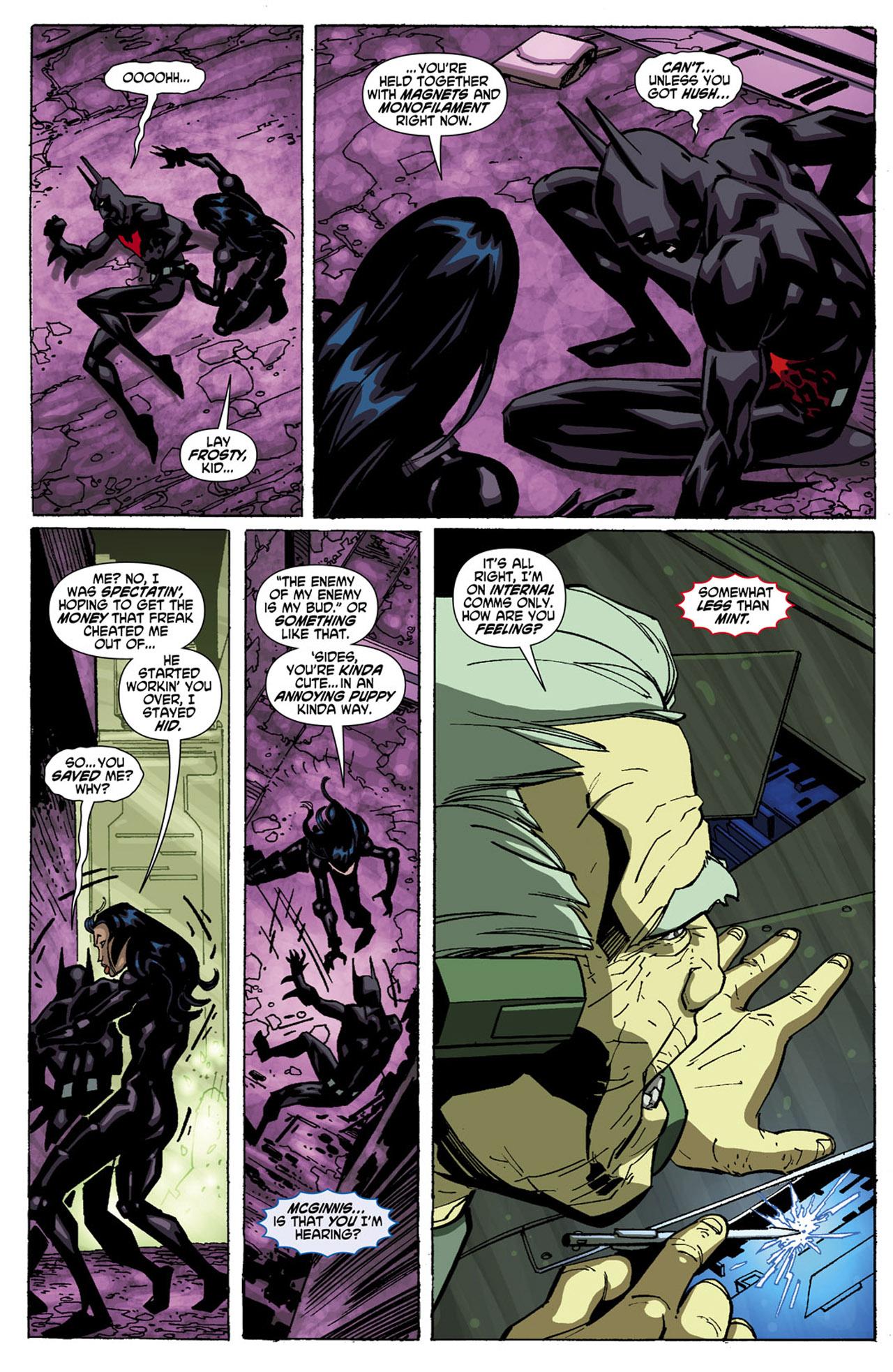 Batman Beyond (2010) Issue #5 #5 - English 14