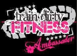 Train Dirty Fitness Ambassador