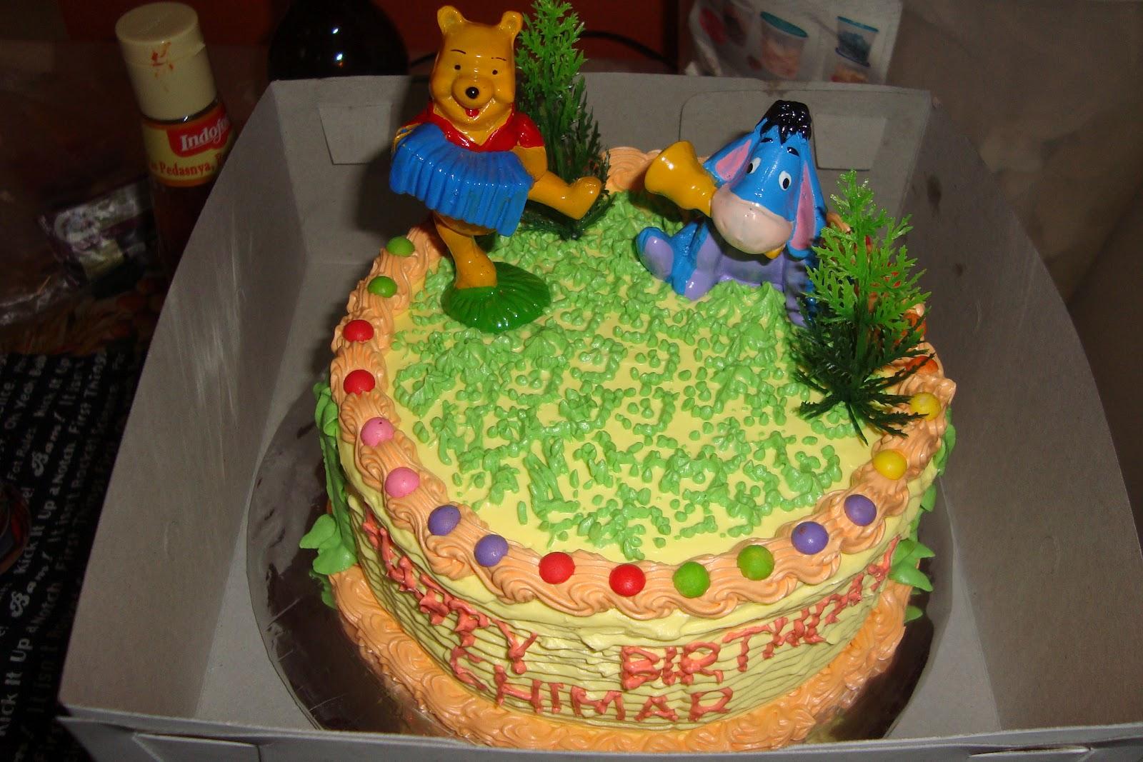 Kithing Cake,Cookies & Chocolate: Koleksi Kue Ulang Tahun