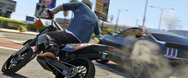 GTA V Getting DLC, Will be Region Locked