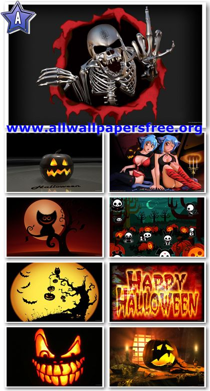 415 Halloween HR Wallpapers 2560 X 1600 Px