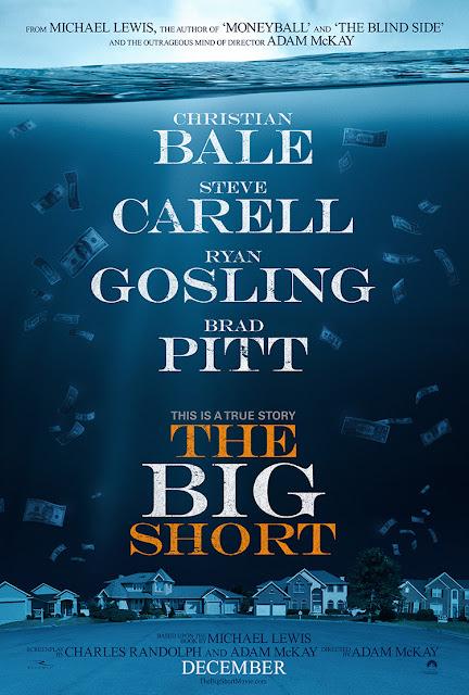 Póster oficial de 'The Big Short'