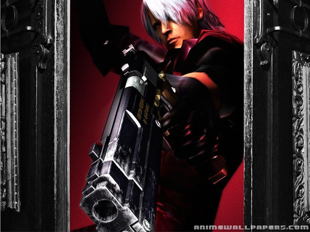 Devil May Cry HD & Widescreen Wallpaper 0.00924442111739543