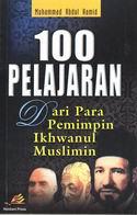beli buku dakwah islam 100 pelajaran dari pemimpin ikhwanul muslimin rumah buku iqro toko buku online