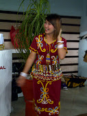 Inspiratif...Dayak Dancer...