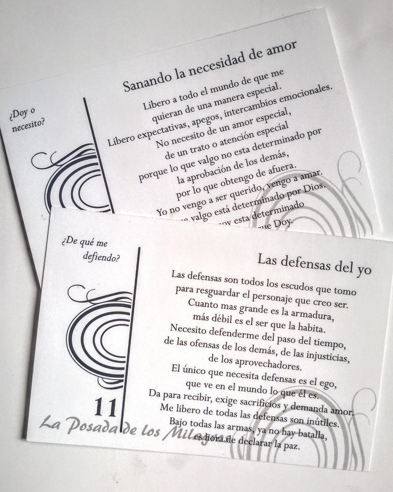 Cartas de La Posada de los Milagros