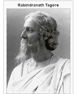 List of Indians awarded Nobel Prize- Rabindranath Tagore