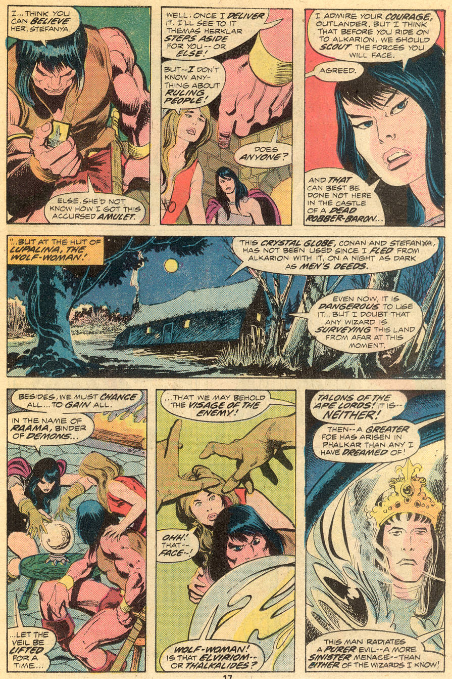 Conan the Barbarian (1970) Issue #50 #62 - English 12