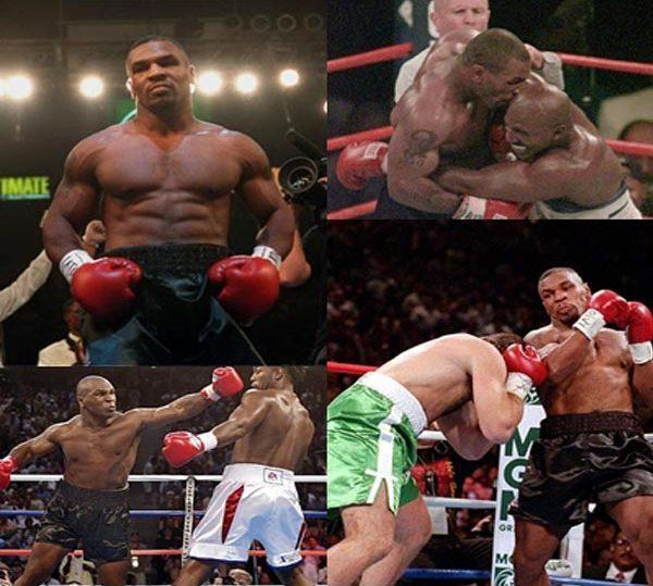 Myke Tyson knockouts