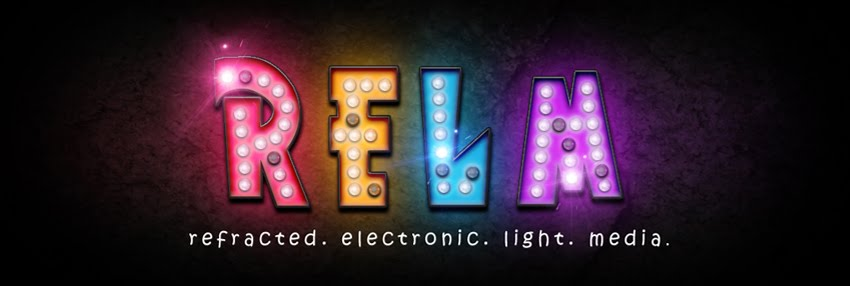 RELM (Refracted Electronic Light Media)