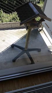 Bürostuhl Vogelhaus
