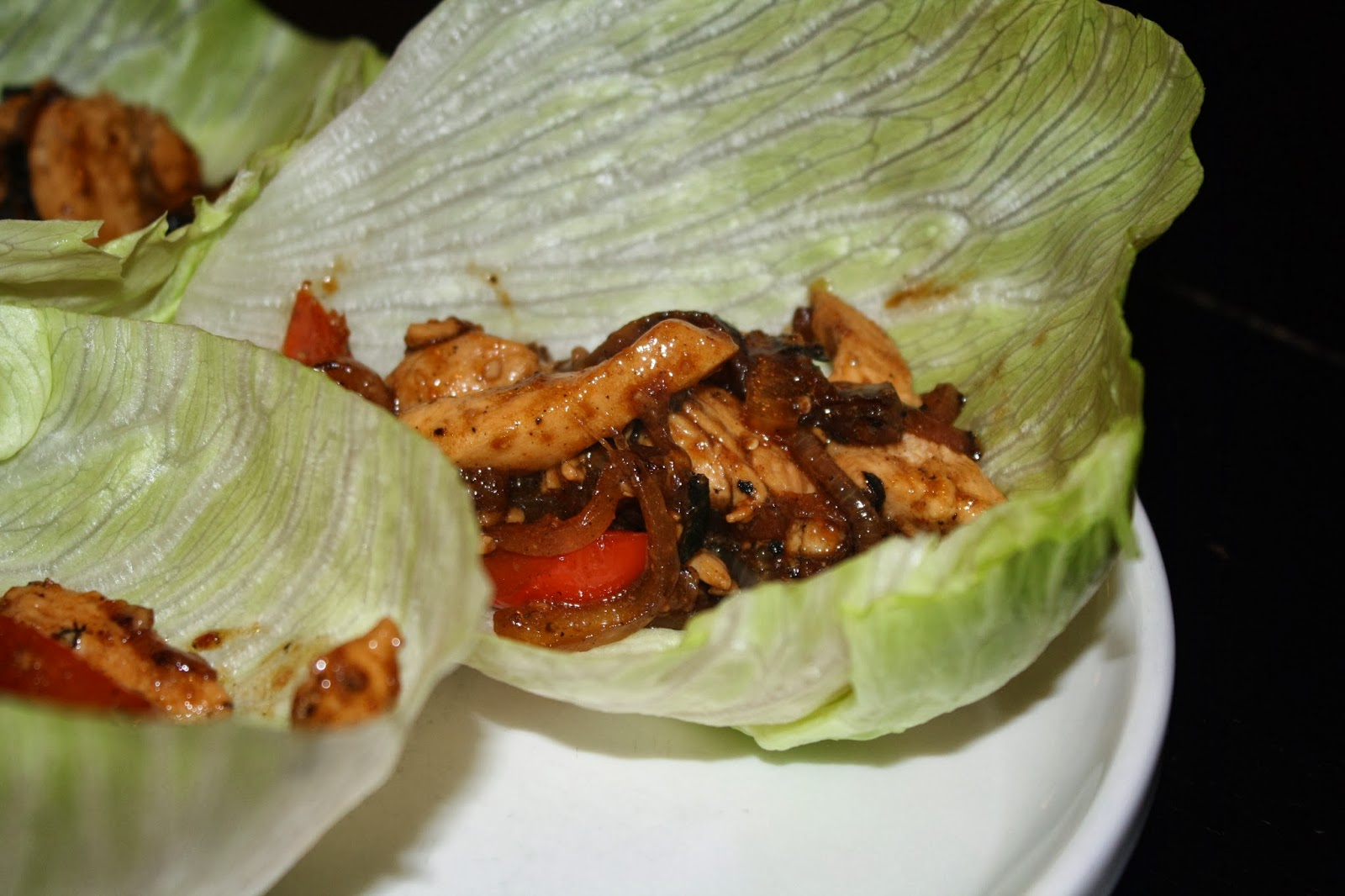 what's for dinner?: chicken stir-fry wraps... 45 minutes
