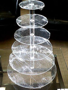 6-tiers Cupcakes Stand for rent