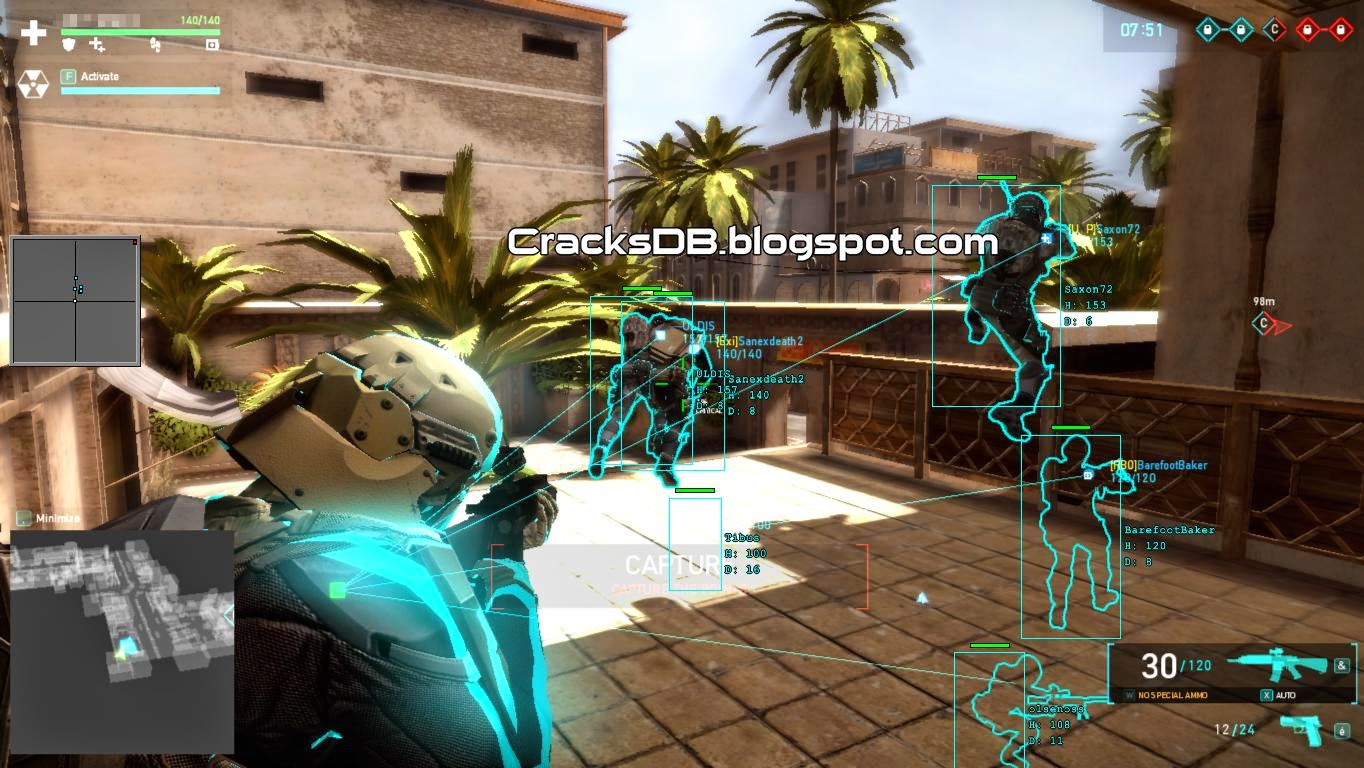 Ghost Recon Phantoms Hack