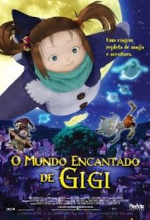 O Mundo Encantado de Gigi – Dublado