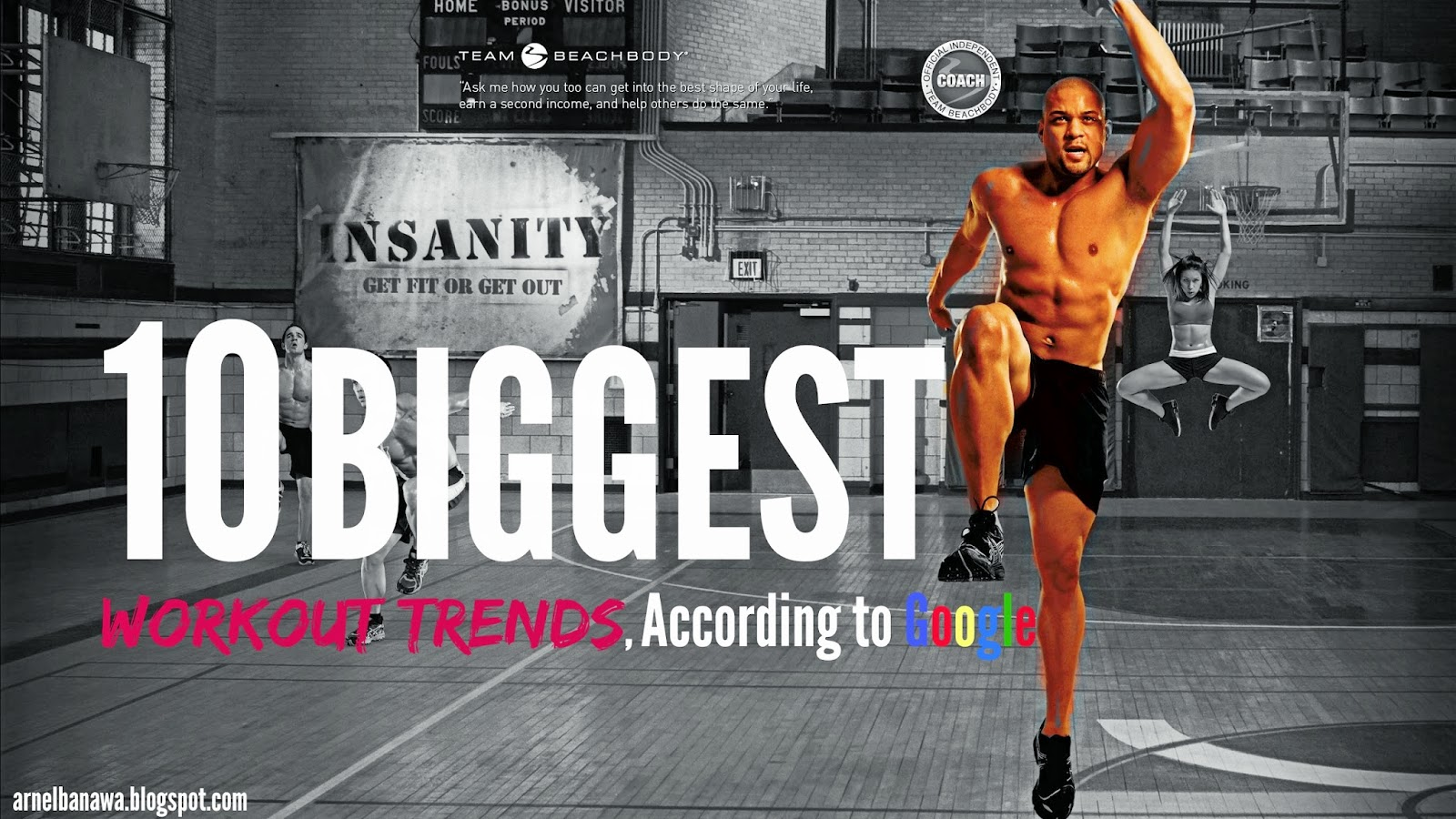10 Biggest Workout Trends According to Google - 2014