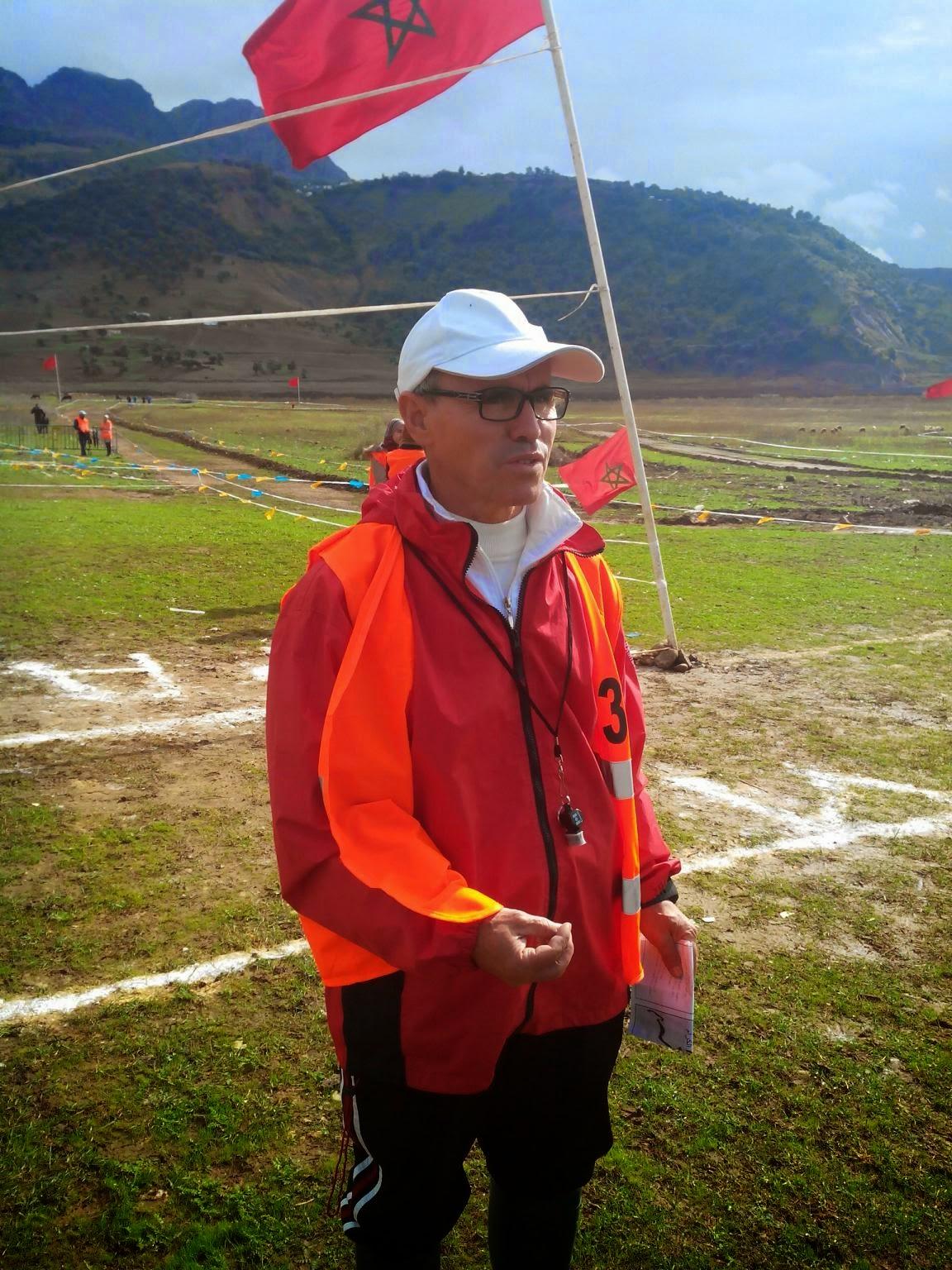 تاونات تحتضن البطولة الجهوية للعدو الريفي المدرسي لجهة تازة الحسيمة تاونات للموسم 2014/2015 بجماعة الوردزاغ