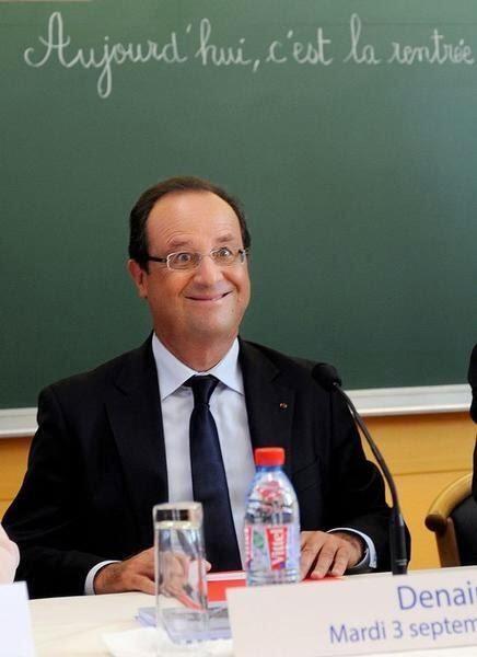 Gouvernement Valls 2 ça va valser ! Macron ne vous offrira pas de macarons...:) Flamby10