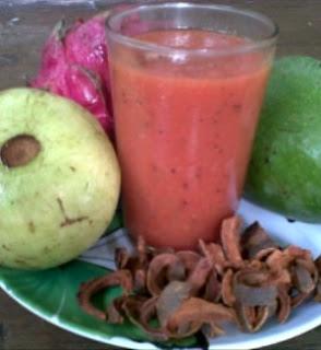 bahan es kopyor kulit manggis 300 gram kulit buah manggis 100 gram ...
