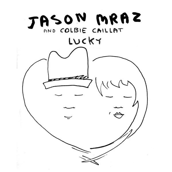 Jason Mraz - Lucky - Single Cover