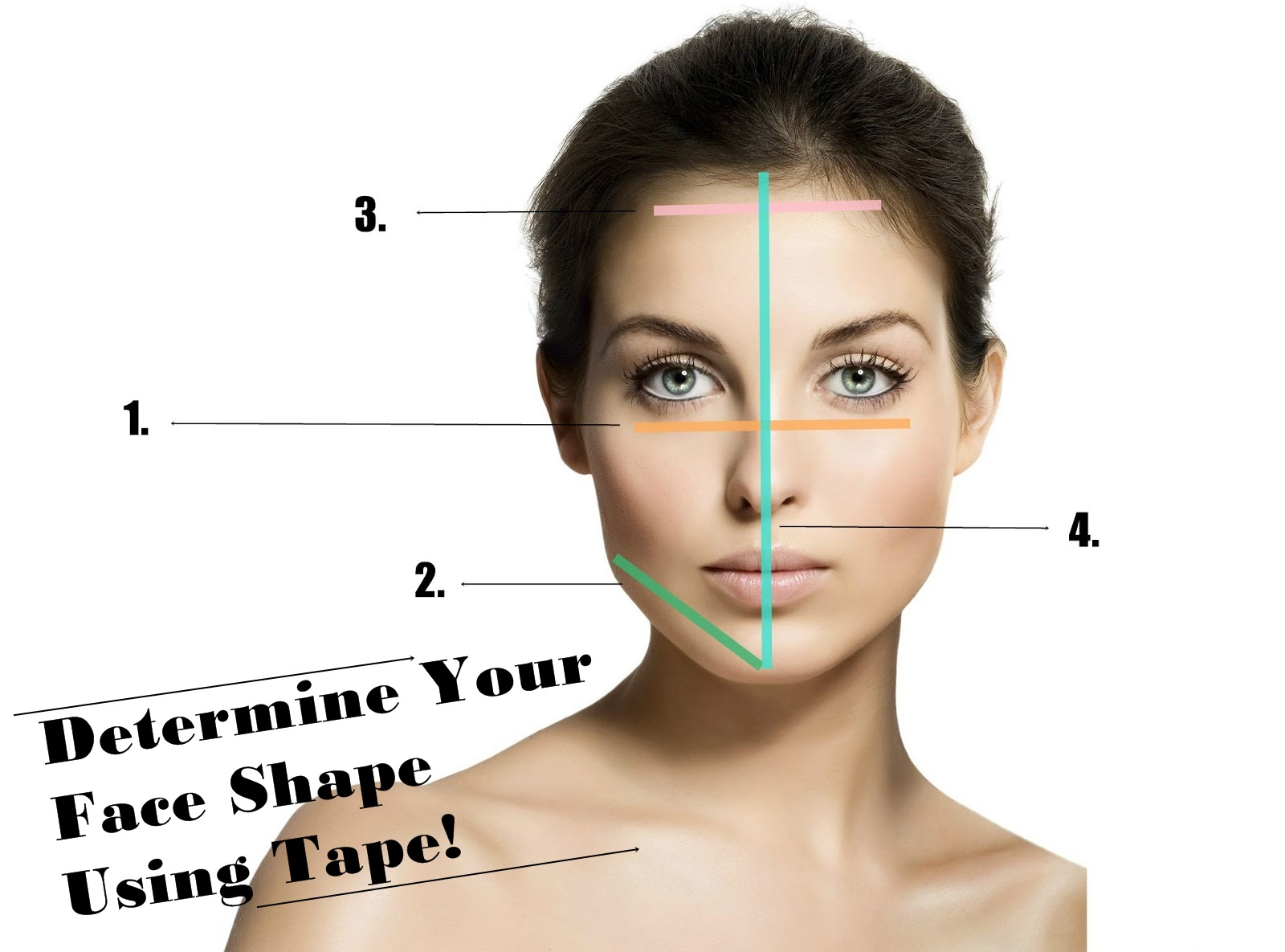 how to determine face shape It's similar to an oblong face but with a softer chin and more curve to the sides of the face celebs with your face shape: kelly rowland, olivia munn, kerry washington, blake lively next up: how to apply blush for your face shape this story was originally published on april 16, 2014, and has since been updated.