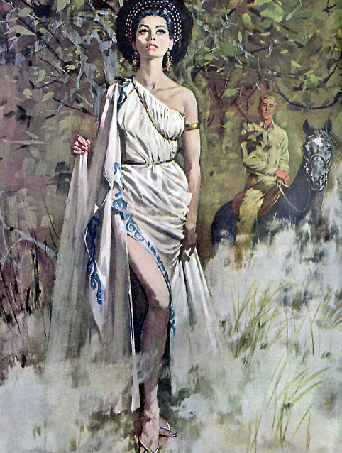McGinnis vintage illustration