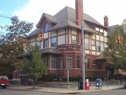 Rustbelt Preservationist Mansion Fixers The Piqua Club
